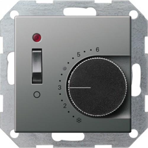 Термостат с включателем/выключателем и контрольной лампой
