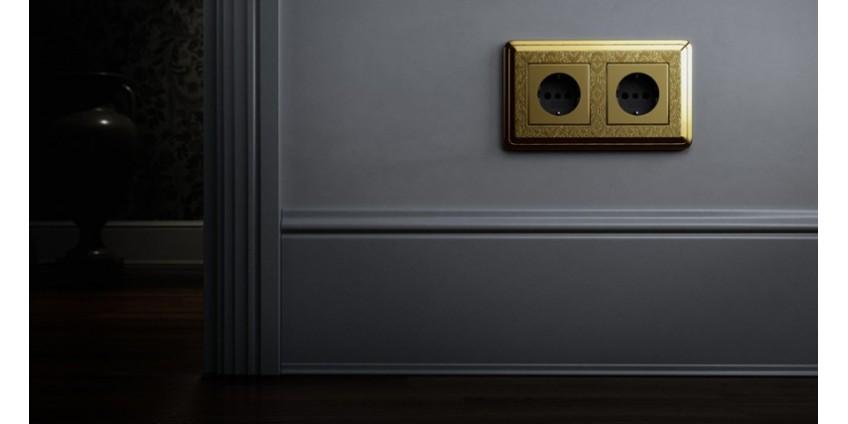 Установка розеток и выключателей на различные поверхности