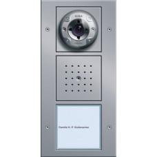 Дверная станция накладного монтажа с видеокамерой