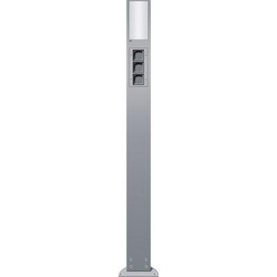 Энеpгетическая стойка высотой 1600 мм с осветительным элементом