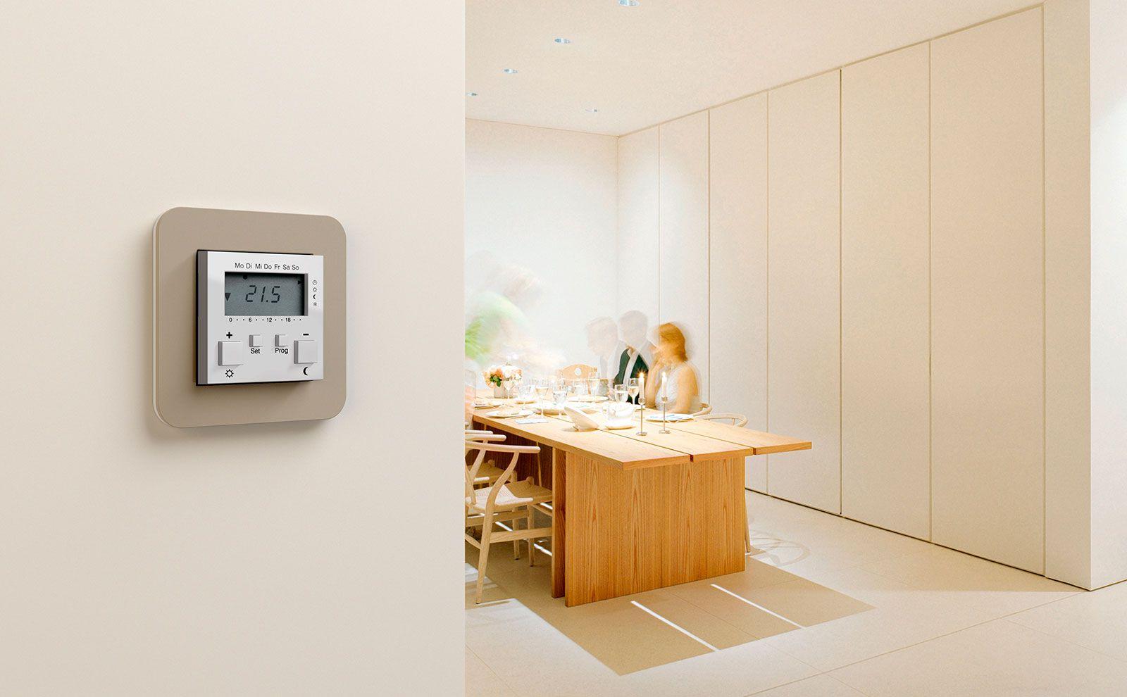 Система дистанционного управления отоплением